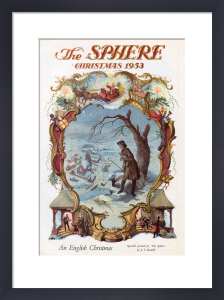 The Sphere, Christmas Number 1953 by J S Goodall