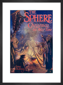 Christmas in Wartime, 1914 by Anonymous
