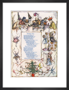 Christmas Verse, 1928 by Alice H Watson