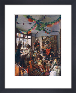 Christmas Decorations, 1931 by Anonymous