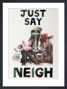 Just Say Neigh by Harriet Stansall