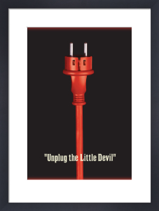 Little Devil by Paula Scher