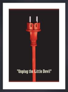 Little Devil by Paula Scher