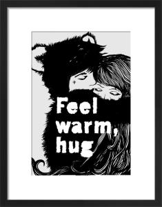 Hug by Eddie Opara