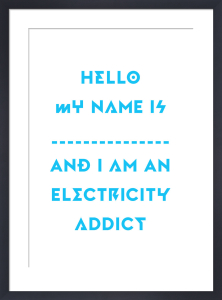 Electricity Addict by Dan and Ray
