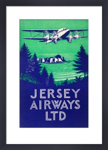 Jersey Airways, c.1934 by Royal Aeronautical Society