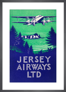 Jersey Airways, c.1934 by Royal Aeronautical Society