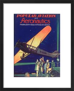 Popular Aviation and Aeronautics, February 1929 by Royal Aeronautical Society