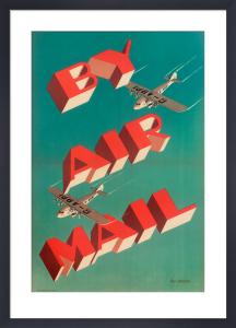 GPO By Air Mail. by Royal Aeronautical Society