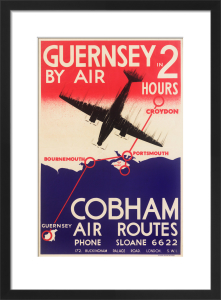 Cobham Air Routes, 1935 by Royal Aeronautical Society