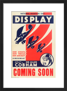 National Aviation Day Display, c.1932 by Royal Aeronautical Society