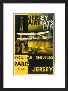 Jersey Airways by Royal Aeronautical Society