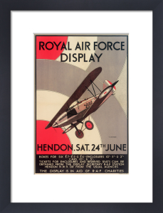 Royal Air Force Display, Hendon, 1933 by Royal Aeronautical Society