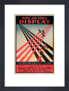 Royal Air Force Display, Hendon, 1932 by Royal Aeronautical Society