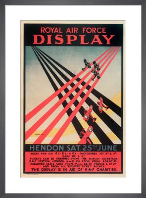 Royal Air Force Display, Hendon, 1932 by Royal Aeronautical Society
