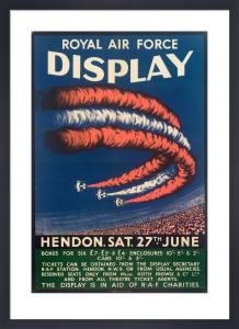 Royal Air Force Display, Hendon, 1931 by Royal Aeronautical Society