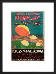 Royal Air Force Display, Hendon, 1929 by Royal Aeronautical Society