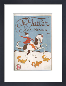 The Tatler, Christmas 1917 by Tatler