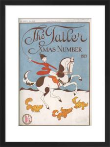 The Tatler, Christmas 1917 by Tatler
