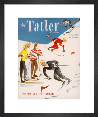 The Tatler, November 1956 by Tatler