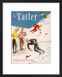 The Tatler, November 1956 by Tatler