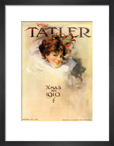 The Tatler, Christmas 1910 by Tatler