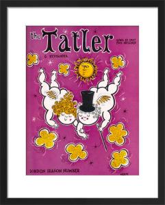 The Tatler, April 1957 by Tatler