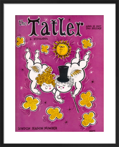 The Tatler, April 1957 by Tatler