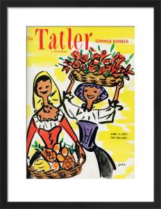 The Tatler, June 1957 by Tatler