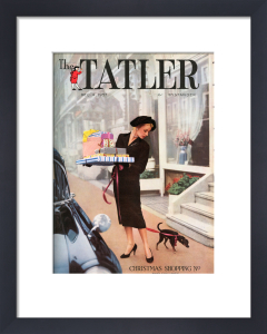 The Tatler, December 1957 by Tatler