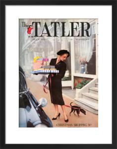 The Tatler, December 1957 by Tatler