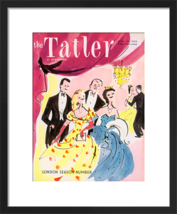 The Tatler, April 1956 by Tatler