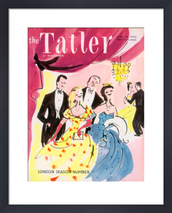 The Tatler, April 1956 by Tatler