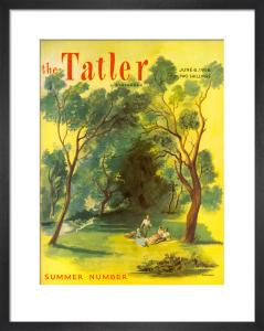 The Tatler, June 1956 by Tatler