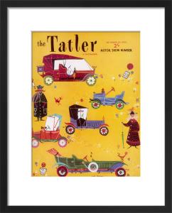 The Tatler, October 1955 by Tatler