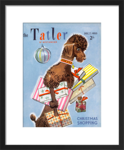 The Tatler, Christmas 1955 by Tatler