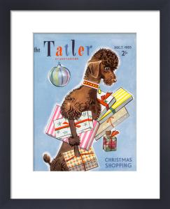 The Tatler, Christmas 1955 by Tatler