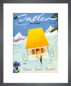 The Tatler, November 1954 by Tatler