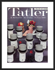 The Tatler, June 1960 by Tatler