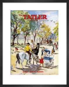 The Tatler, March 1954 by Tatler
