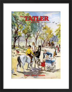 The Tatler, March 1954 by Tatler