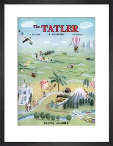 The Tatler, April 1953 by Tatler