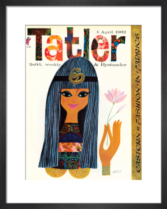 The Tatler, April 1962 by Tatler