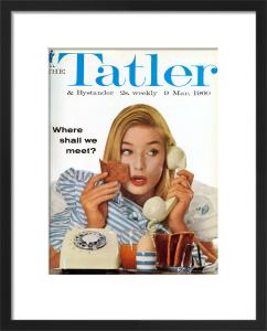 The Tatler, March 1960 by Tatler