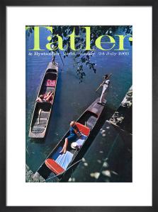 The Tatler, July 1963 by Tatler