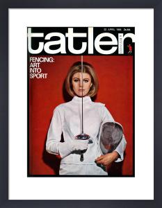 The Tatler, April 1964 by Tatler