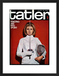 The Tatler, April 1964 by Tatler