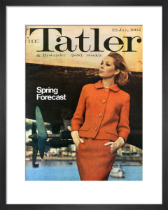 The Tatler, January 1964 by Tatler