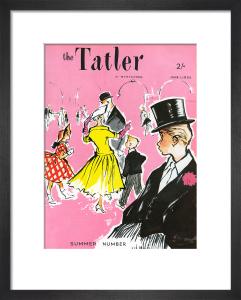 The Tatler, June 1955 by Tatler