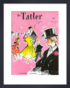 The Tatler, June 1955 by Tatler